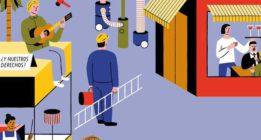 'Sectores olvidados': del bar de la esquina al 'coworking'
