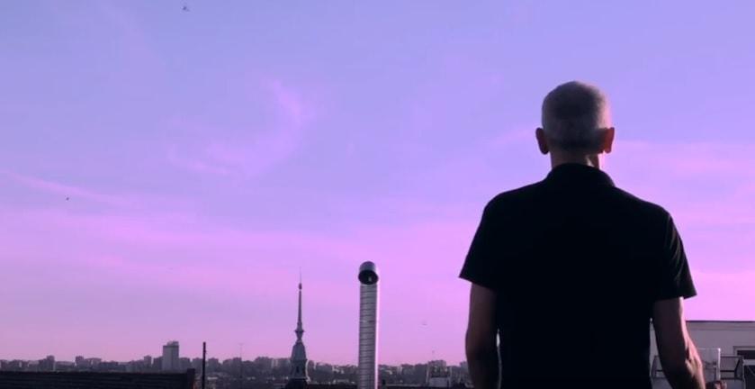 Fotograma del documental 'Vida y ficción' de José Ovejero y Edurne Portela.