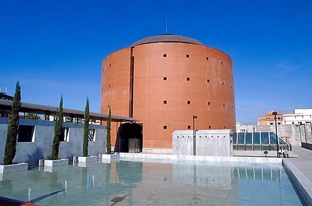 Museo Extremeño e Iberoamericano de Arte Contemporáneo (MEIAC). Foto: TURISMO DE BADAJOZ