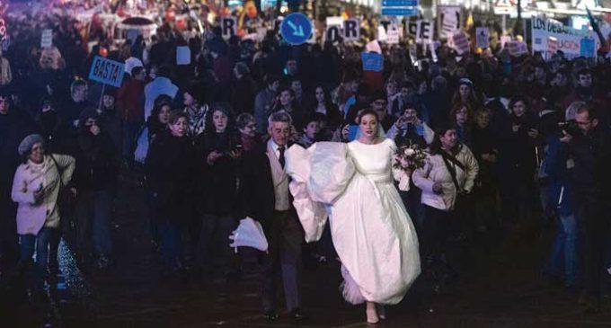 Lo más destacado de 'La Marea' en 2017: feminismo