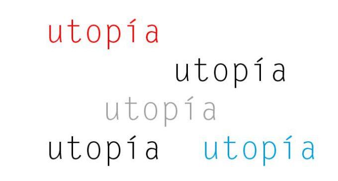 Esa isla llamada Utopía