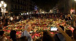 Barcelona se prepara para una manifestación multitudinaria bajo el lema 'No tinc por'