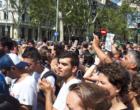 """Barcelona grita: """"No tenemos miedo"""""""