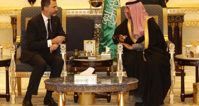 Arabia Saudí, el huevo dorado de la serpiente (2)