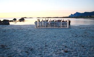 Ecologistas de Noruega se enfrentan a nuevas concesiones petroleras en el mar de Barents