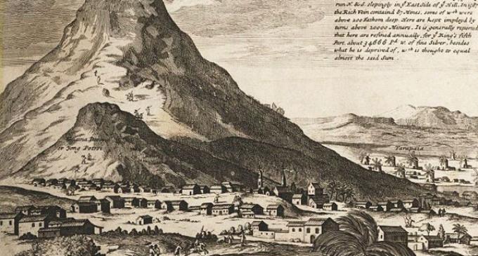 'Potosí', de Ander Izagirre