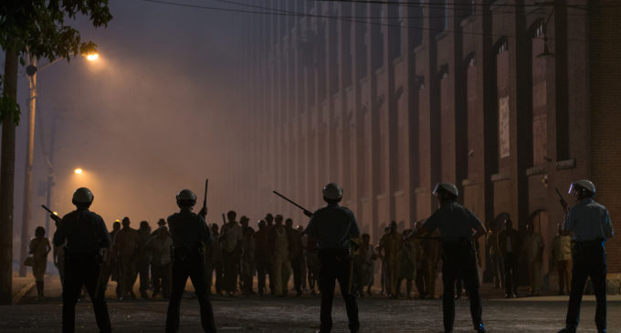 'Detroit', la película definitiva sobre el racismo en América