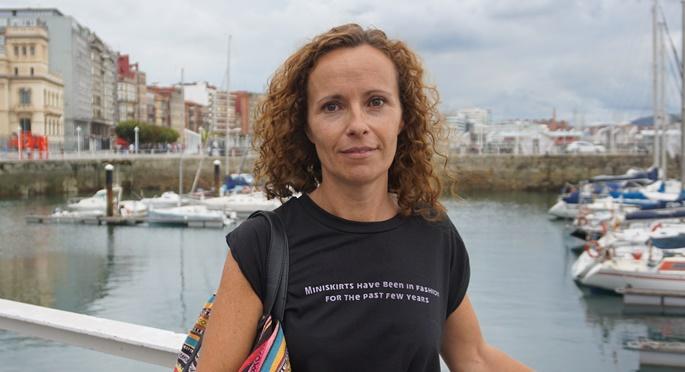 La periodista Marta Crestelo I La Marea