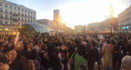 Protestas en toda España contra las detenciones por el 1-0 en Cataluña