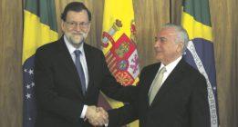 Las grandes compañías españolas apoyan y aprovechan las privatizaciones en Brasil