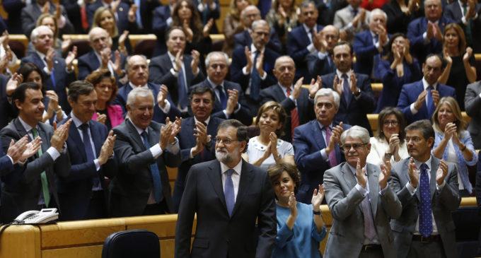 Rajoy disuelve el Parlament de Cataluña y convoca elecciones en diciembre