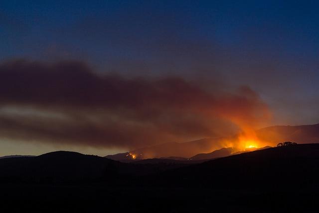 Incendio en California (EEUU) | La Marea