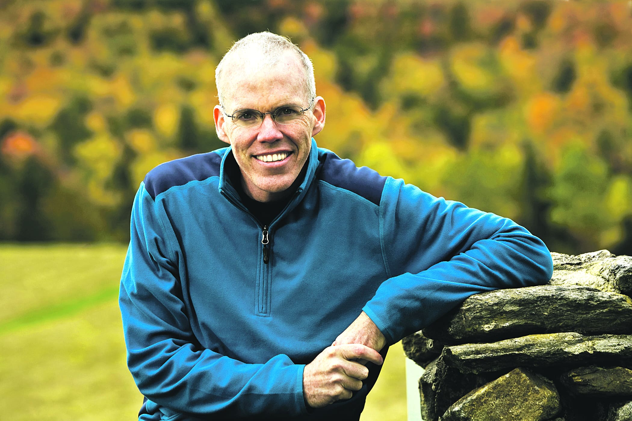 El activista Bill McKibben. | La Marea