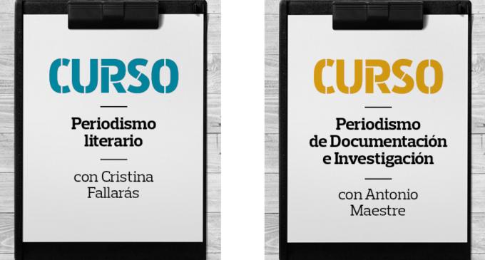 Últimas plazas para el taller de Periodismo de investigación, con Antonio Maestre