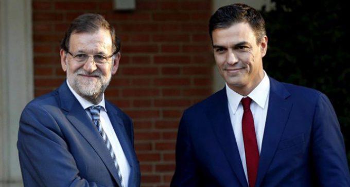 PP y PSOE pactan elecciones autonómicas en Cataluña para el próximo mes de enero