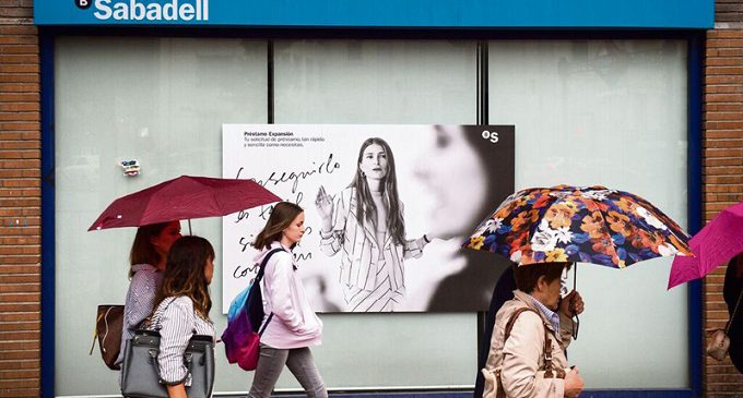 La patria de Banco Sabadell: ni Cataluña ni España