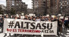 """Abogados de los detenidos de Alsasua: """"Están vetando el derecho de defensa"""""""