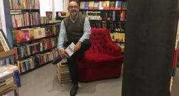 La historia de Joaquín el librero y su alien