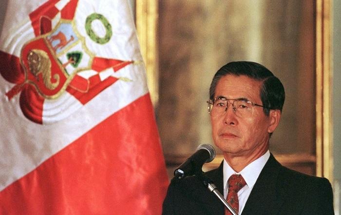 El expresidente de Perú, Alberto Fujimori, en una imagen de archivo