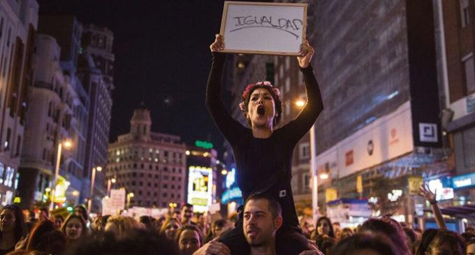 El feminismo: desde abajo, con respeto y cariño