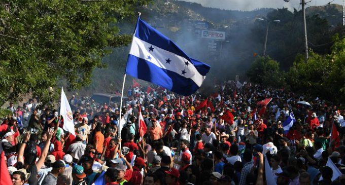 Elecciones en Honduras: la lucha contra el fraude
