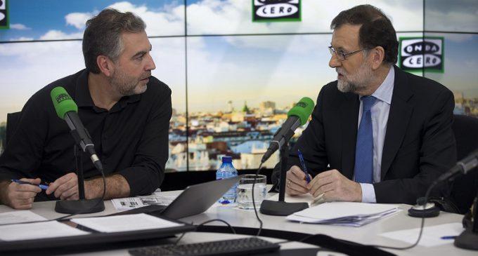 Los mocos que Rajoy se come