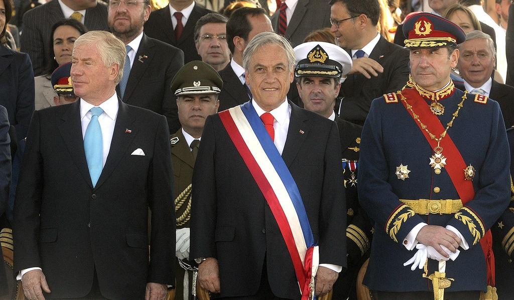 El presidente Sebastián Piñera, en una imagen de 2010. Foto: Gobierno de Chile.