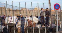 Datos escandalosos sobre la Frontera Sur (que no escandalizan al Estado)