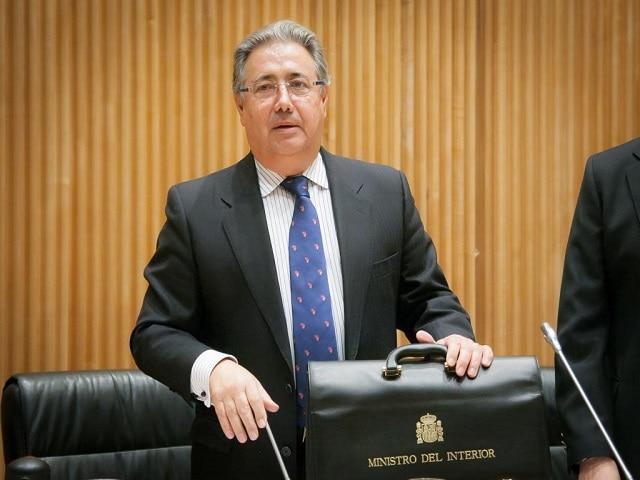 El ministro del Interior, Juan Ignacio Zoido. Foto: Ministerio del Interior. Gobierno de España