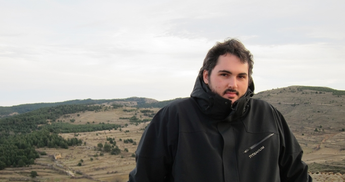 El ambientólogo Andreu Escrivá.