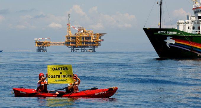 Querella contra Florentino Pérez y cinco exministros por el almacén de gas Castor
