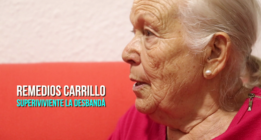 El testimonio de Remedios Carrillo, superviviente de la 'Desbandá'