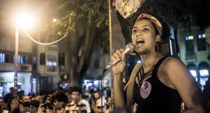Asesinan a tiros en Brasil a la activista Marielle Franco