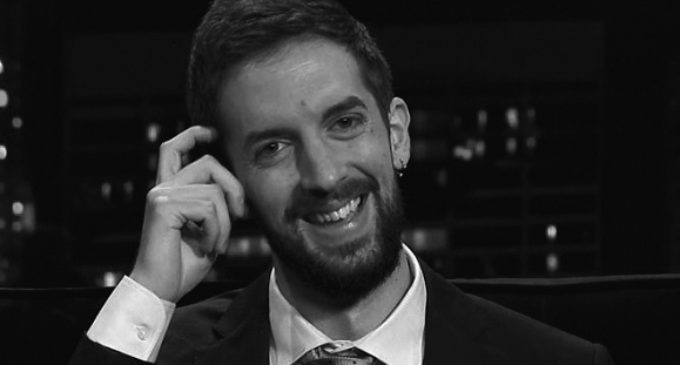 #AMíTampoco: David Broncano