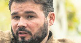 #AMíTampoco: Gabriel Rufián