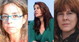 Tres periodistas a las que admiro