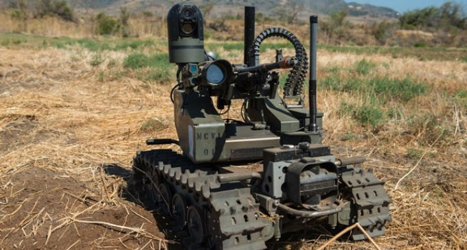 Francia y Alemania, en contra de prohibir los 'robots asesinos'