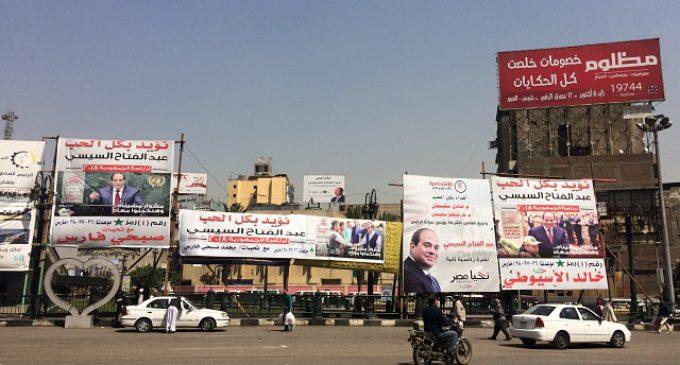 Victoria aplastante de Al Sisi: la dictadura consumada en Egipto