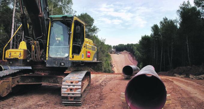 Un nuevo informe de ONG ecologistas señala los mitos del gasoducto entre España y Francia