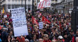 El feminismo, las personas mayores y la baja asistencia protagonizan el 1 de mayo
