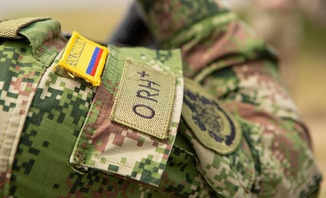 Soldado colombiano durante unas maniobras conjuntas con Estados Unidos. Foto: CDT Robert Norwood / US Army.