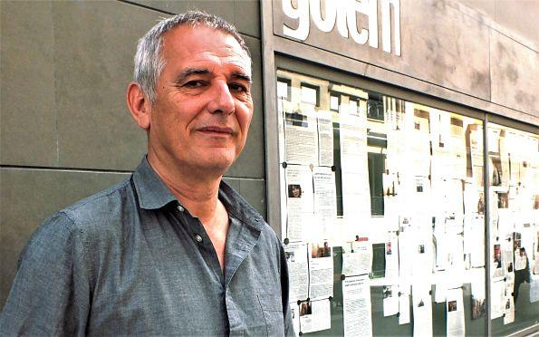 El director de cine francés Laurent Cantet.   La Marea