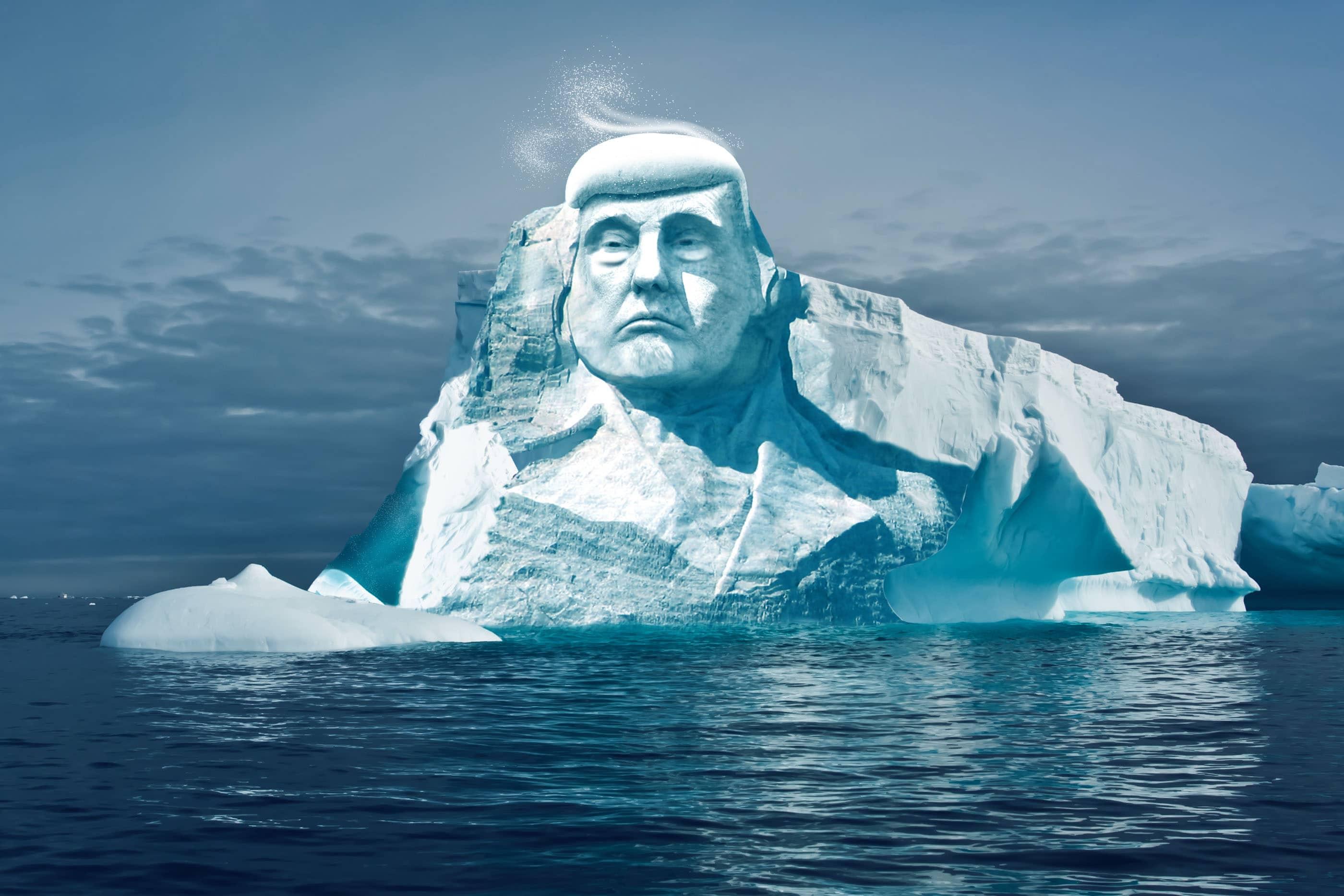 Imagen del proyecto que quiere llevar a cabo Melting Ice / Foto: Project Trumpmore