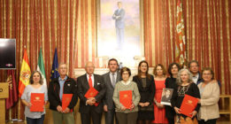 La 'espantá' de Catalá en un homenaje a víctimas del franquismo