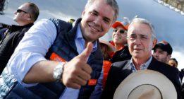 El heredero de Uribe gana la primera vuelta de las presidenciales en Colombia