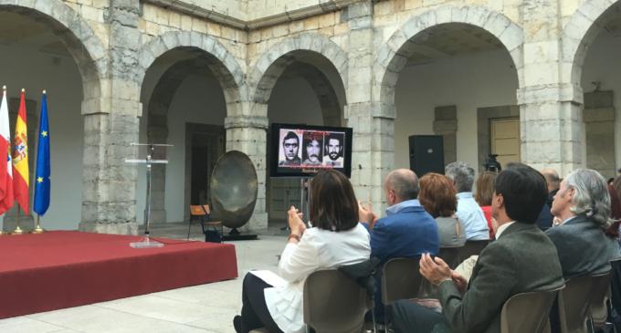 Cantabria reconoce a los jóvenes del 'caso Almería' como víctimas del terrorismo