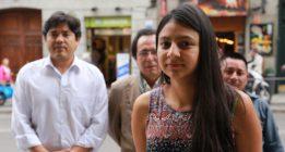 """Laura Zúñiga Cáceres: """"Hay mecanismos de impunidad en el proceso del asesinato de mi madre"""""""