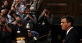 Pedro Sánchez ya es el nuevo presidente del Gobierno
