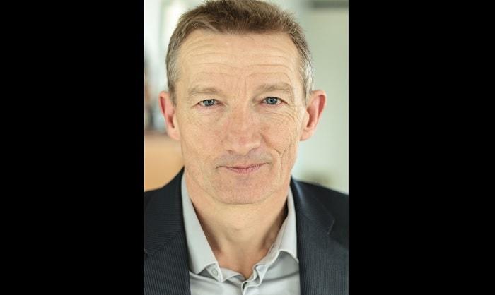 Jean-François Caron, alcalde de Loos-en-Gohelle. Foto: Ayto. de Loos-en-Gohelle.