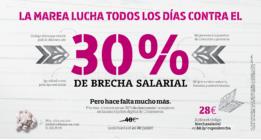 Porque la brecha salarial de género lo vale, 'La Marea' lo vuelve a hacer: suscríbete por un 30% menos hasta el 20 de junio